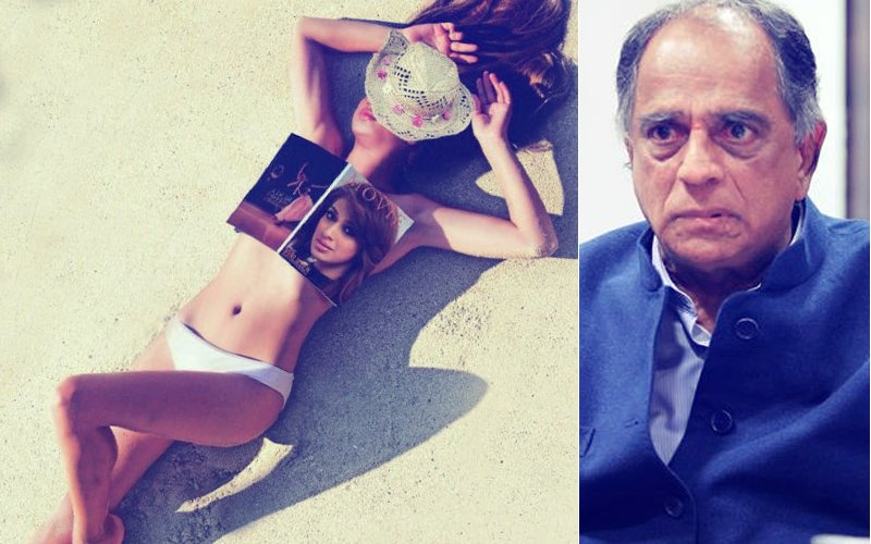 Pahlaj Nihalani Has Screaming Match With The Media At Julie 2 Trailer Launch